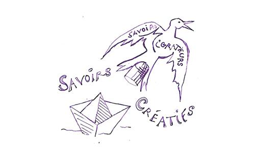 Savoirs créatifs, savoirs migrateurs