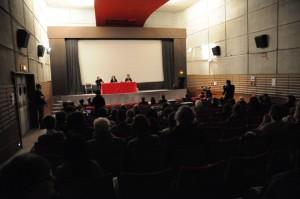 La maison Kiso, conférence du 20 décembre 2008 au Musée de l'Homme, salle Jean Rouch