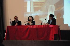 Conférence, Frédéric Martorello (architecte du patrimoine), Jane Cobbi (ethnologue)