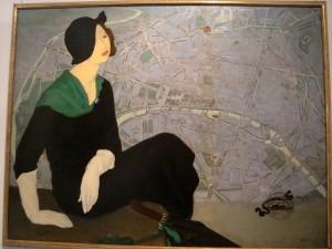_La Seine_, collection musée de beauvais